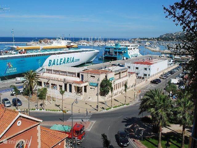 Uitstapjes vanuit de haven van Denia