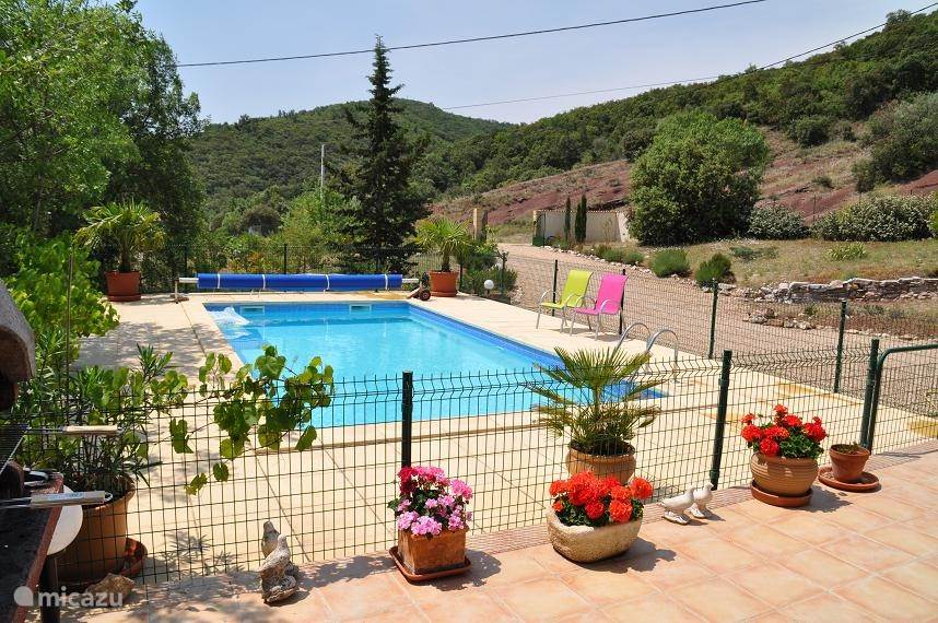 Vacation rental France, Languedoc-Roussillon, La Tour-sur-Orb - holiday house Maison Frangouille