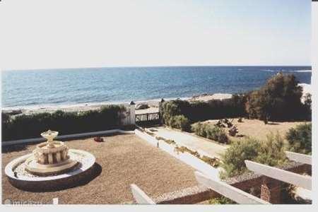 Vakantiehuis Spanje, Costa de Almería, Guardias Viejas villa Strandhuis 'El Montecillo'