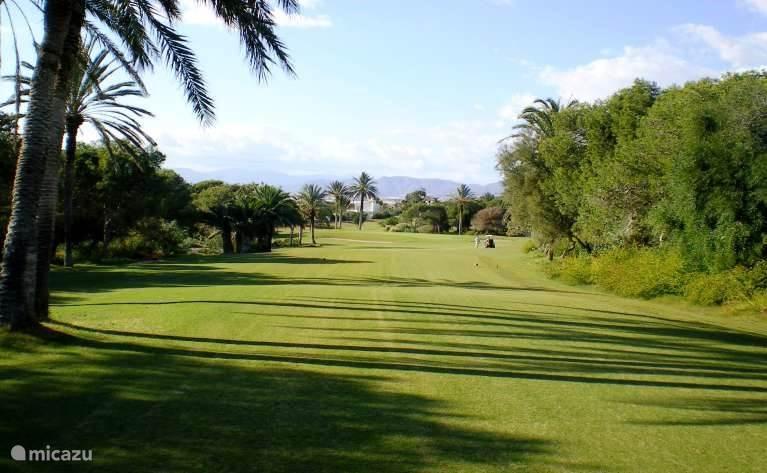 Golfbaan Almerimar