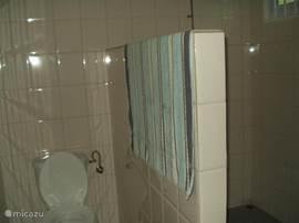 Badkamer en waslokaal