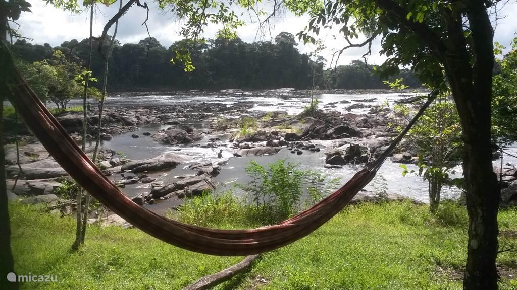 Dagje relaxen aan het water