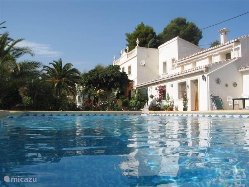 Vakantiehuis Spanje, Costa Blanca, Parcent - villa Villa Matilde