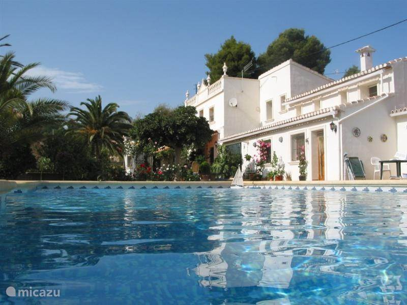 Vakantiehuis Spanje, Costa Blanca, Parcent Villa Villa Matilde