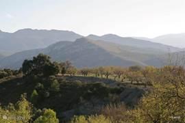 Het landschap  kan mij ontroeren...de stilte, de geuren, sfeer en het aanwezig zijn.Laag na laag, berg achter berg....gedachten die komen...maar vooral gaan..Totdat het hoofd leeg is en het NU overblijft.