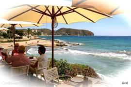 gezellig en goed restaurant  Chamizo, in Moraira