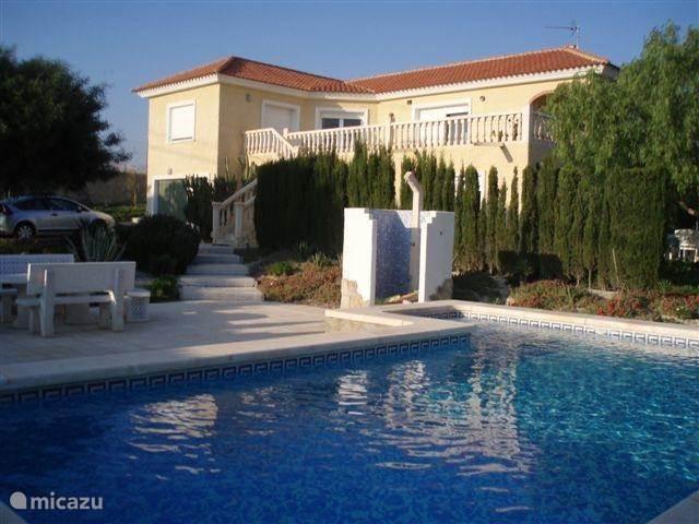 Vakantiehuis Spanje, Costa Blanca, Busot Villa Alicante