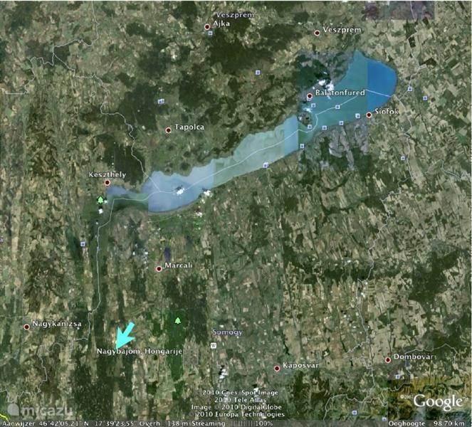 Balaton-meer