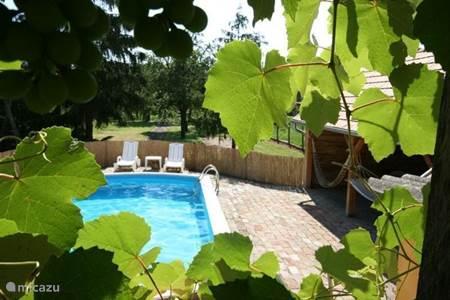 De villa en haar tuin