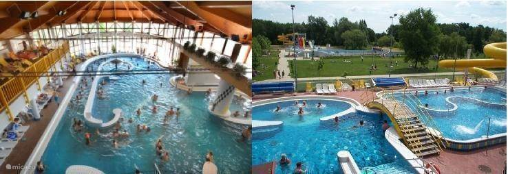 Waterpretparken en wellness gecombineerd