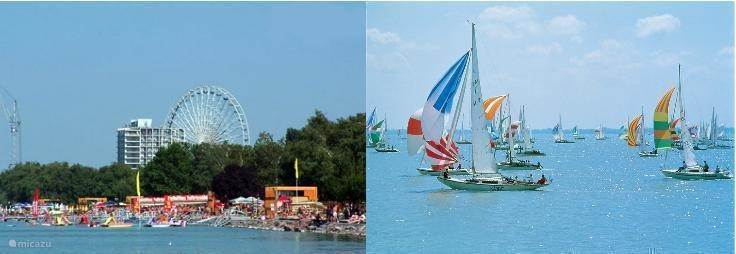 Balaton lake and recreation