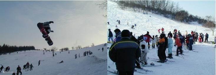 Skieën