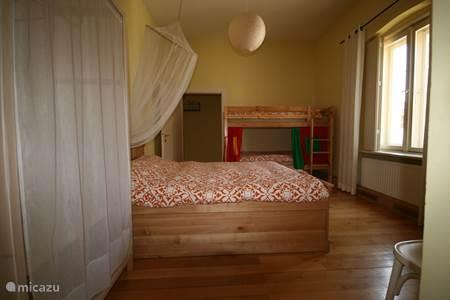 Slaapkamer twee: 16.5 m2