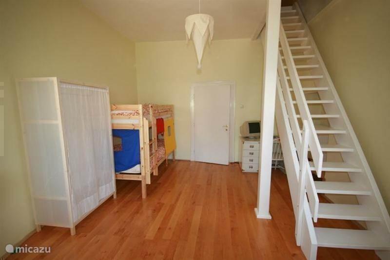 Slaapkamer drie: 25 m2