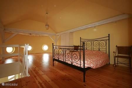 Slaapkamer vier: 35 m2