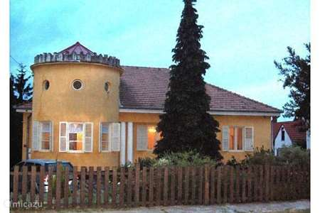 Vacation rental Hungary – villa Villa Nagybajom