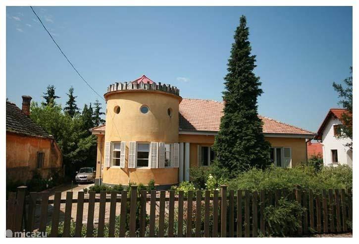 Vakantiehuis Hongarije, Balatonmeer, Nagybajom Villa Villa Nagybajom