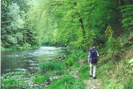 Wandelen door Ogliastra.