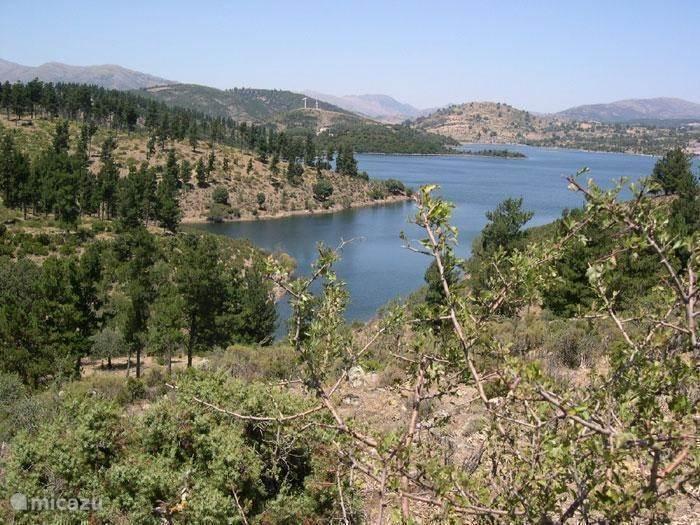 Natuur Parken in Ogliastra