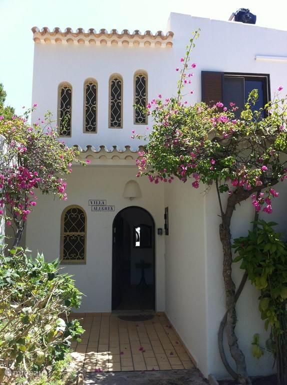 Villa Alegria (entree)