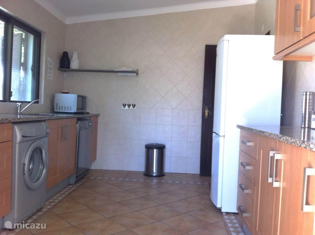 Villa Alegria keuken