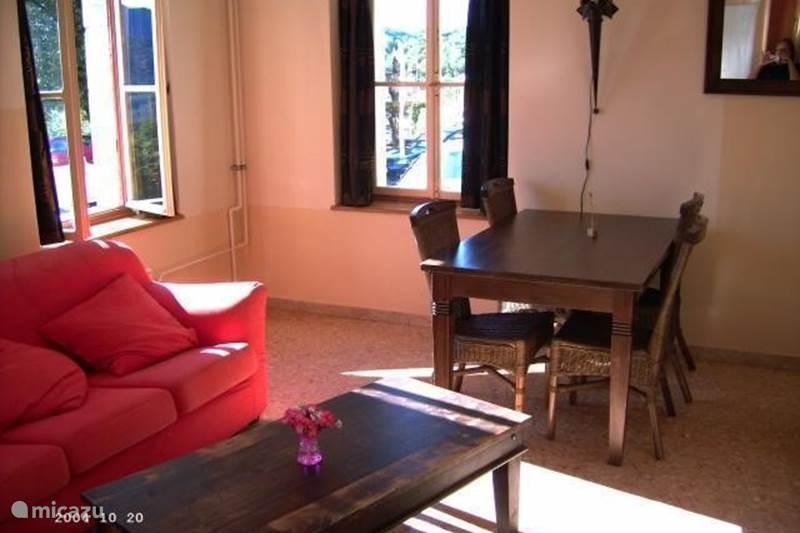 Vakantiehuis Italië, Friuli-Venezia Giulia, Poffabro Appartement La Cucagna 4-persoonsappartement