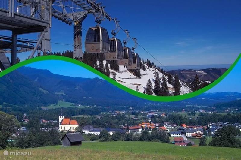 Vacation rental Austria, Upper Austria, Grunau Im Almtal Apartment Zaunerhof app.