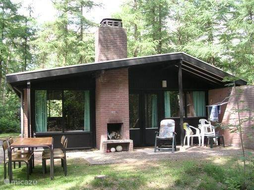 Vakantiehuis Nederland, Overijssel, Giethmen - vakantiehuis Huisje Giethmenseveld