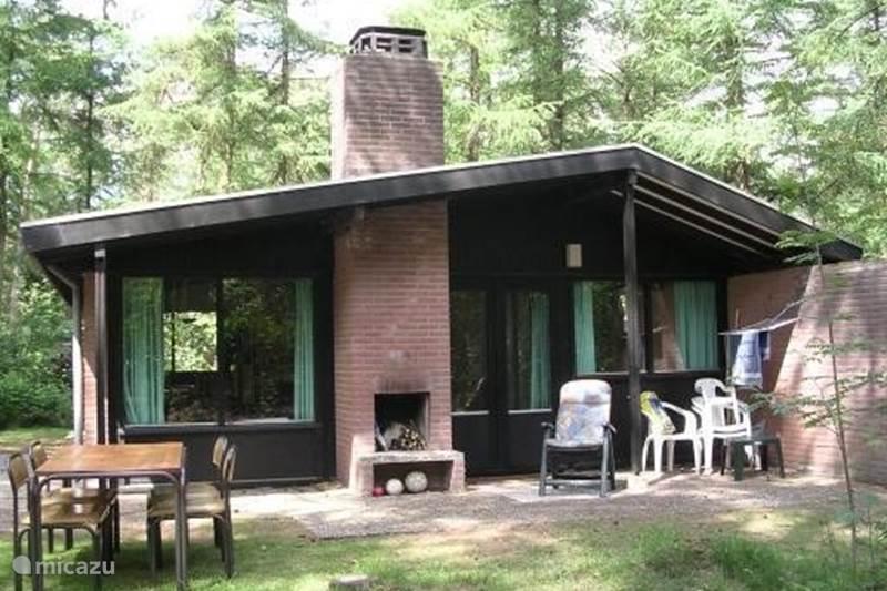 Vakantiehuis Nederland, Overijssel, Giethmen Vakantiehuis Huisje Giethmenseveld