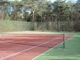 Zin in een potje tennis?