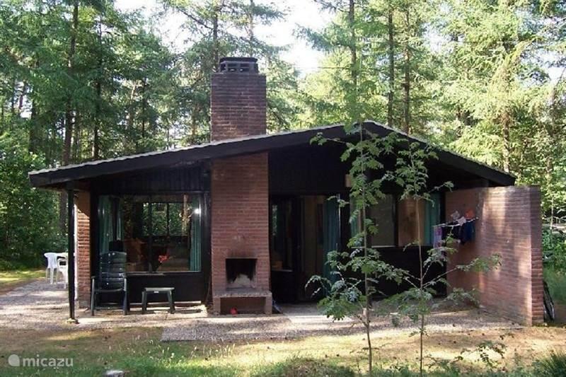 Vacation rental Netherlands, Overijssel, Giethmen Holiday house Huisje Giethmenseveld