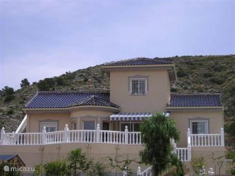 Ferienwohnung Spanien, Costa Blanca,  Hondón de las Nieves - ferienhaus Casa Emma