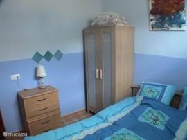 Slaapkamer De Blauwe kamer