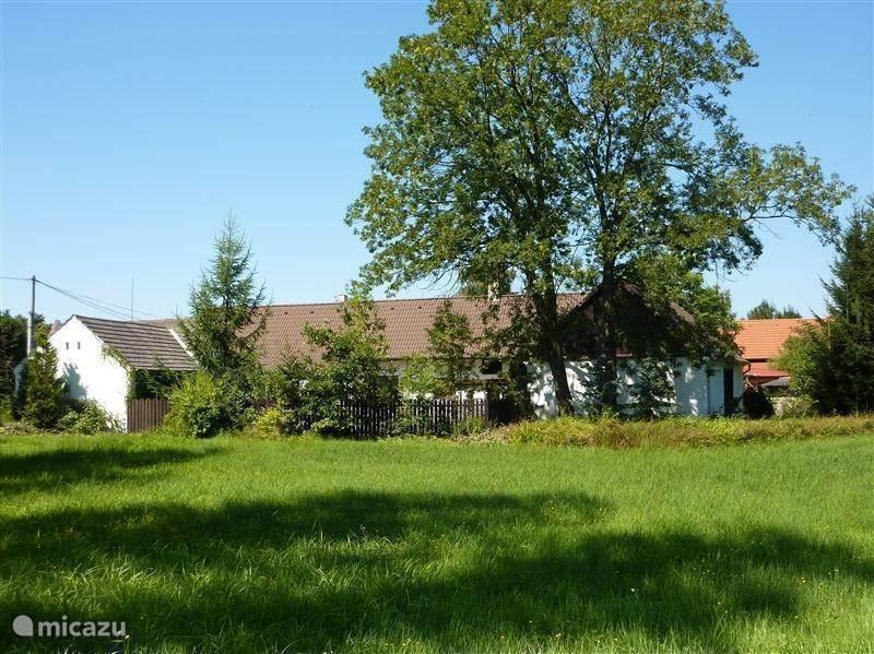 Vakantiehuis Tsjechië, Zuid-Bohemen, Veseli Nad Luznici Boerderij Vakantieboerderij