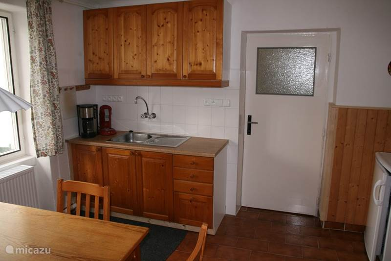 Vacation rental Czech Republic, South Bohemia, Veseli Nad Luznici Farmhouse Vakantieboerderij