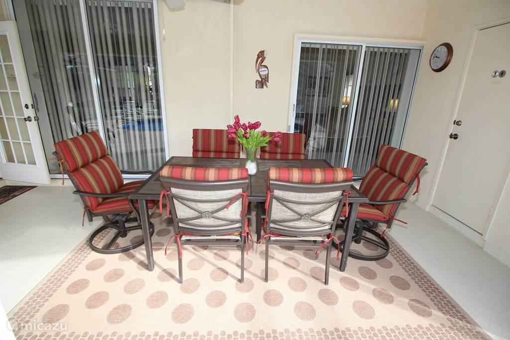 Comfortabele terrasstoelen