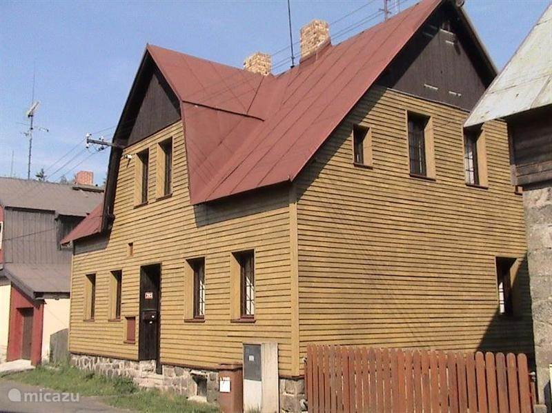 Vacation rental Czech Republic, Ore Mountains, Abertamy Holiday house Huis Abertamy