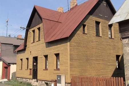 Vacation rental Czech Republic, Ore Mountains, Abertamy holiday house Abertamy House