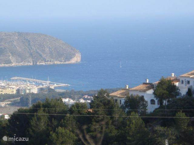 Vakantiehuis Spanje, Costa Blanca, Moraira vakantiehuis Sol Moraira