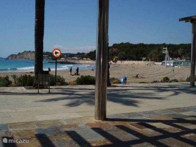 Strand Moraira