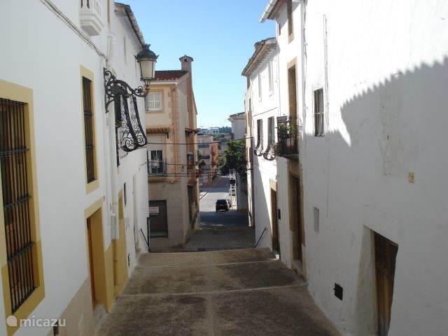 Teulada is een authentiek Spaans dorp