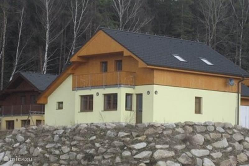 Vacation rental Czech Republic, Lipno Dam, Lipno nad Vltavou Villa Villapark Lipno Resort