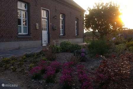 Vacation rental Netherlands, Limburg, Wellerlooi farmhouse De Zanderhoeve