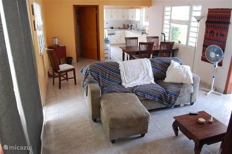 Indeling woonkamer/keuken