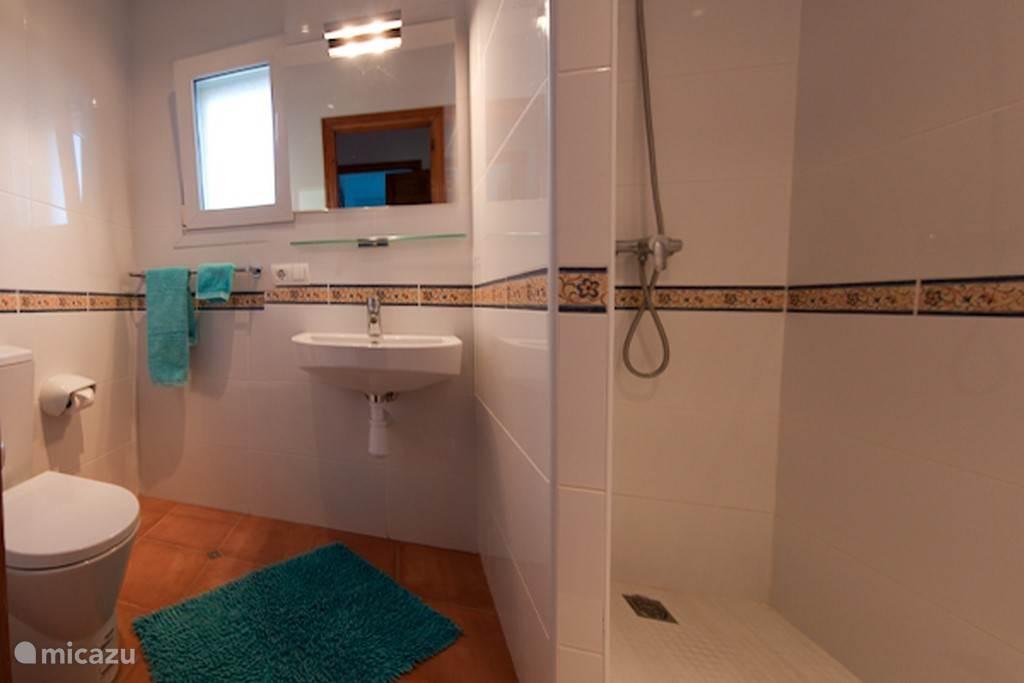 2e badkamer