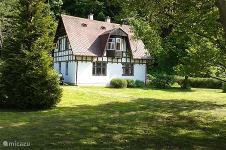 Vacation rental Czech Republic – holiday house Villa Jizera