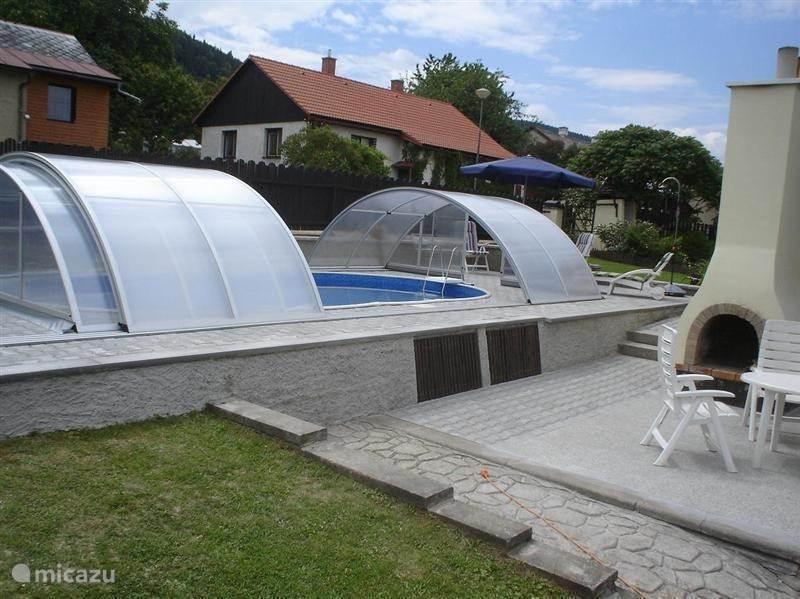 Vakantiehuis Tsjechië, Reuzengebergte, Žaclér Villa Villa Betlem