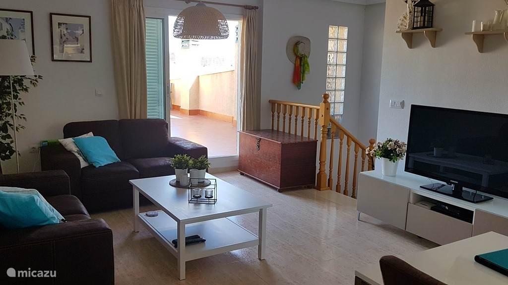 Vakantiehuis Spanje, Costa Blanca, Gran Alacant - Santa Pola Vakantiehuis Carpe Diem***