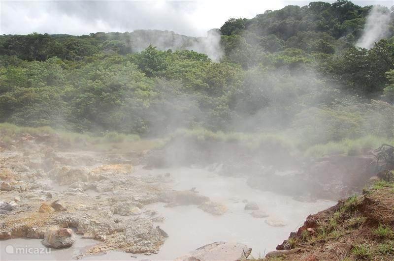 Attractions nearby: Rincon de la Vieja