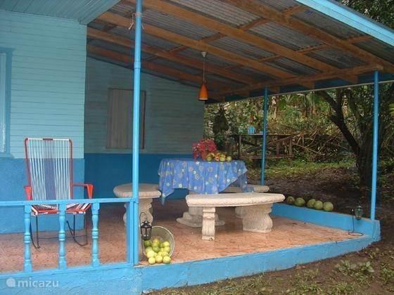 Vacation rental Costa Rica, Guanacaste, Pozo Azul Holiday house Casa 'Pura vida'